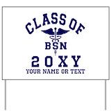 Class 2017 bsn Yard Signs