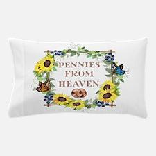 Pennies From Heaven Pillow Case