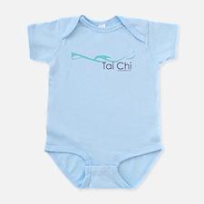 Tai Chi Wave 2 Infant Bodysuit