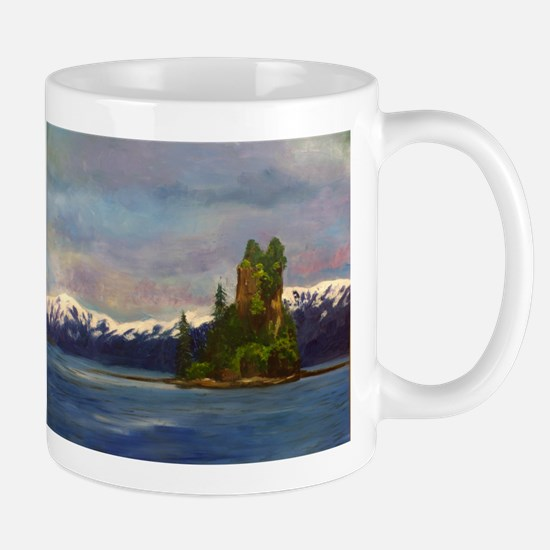 Misty Fjords Alaska Mugs