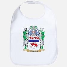 Gannon Coat of Arms (Family Crest) Bib
