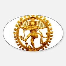 Shiva - Cosmic Dancer Decal