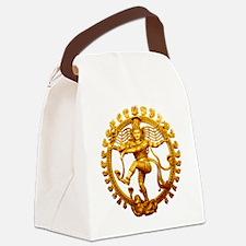 Shiva - Cosmic Dancer Canvas Lunch Bag