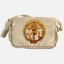 Shiva - Cosmic Dancer Messenger Bag