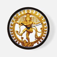 Shiva - Cosmic Dancer Wall Clock