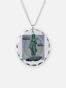 Tara Goddess Bodhissatva Necklace