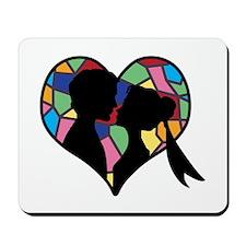Wedding Couple Mousepad