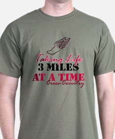 Cute Taking life 6.2 miles at a time T-Shirt