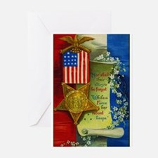 Funny Memorial day Greeting Cards (Pk of 20)