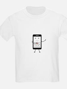 Friendly Smartphone T-Shirt