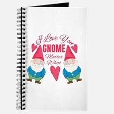 Love You Gnome Journal