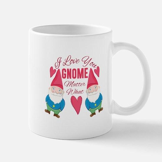 Love You Gnome Mugs
