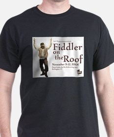 Unique Fiddler roof T-Shirt