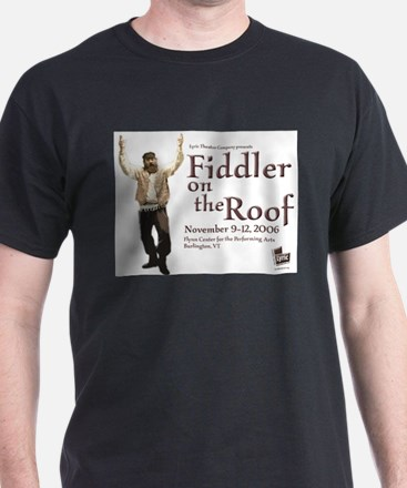 Unique Fiddler on roof T-Shirt