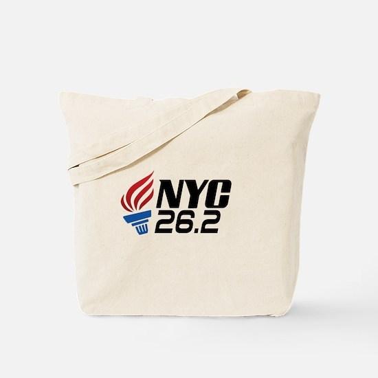 NYC Marathon Tote Bag