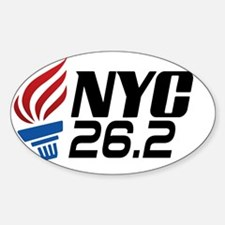 NYC Marathon Decal