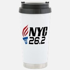 NYC Marathon Travel Mug