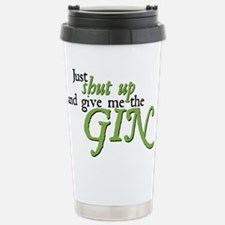Cute Gin Travel Mug