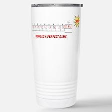 Cute Bowling Travel Mug