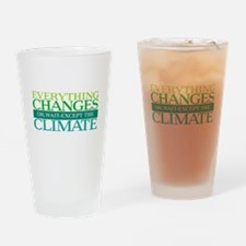 Everything Changes Except the Clima Drinking Glass