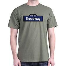 Broadway, New York City T-Shirt