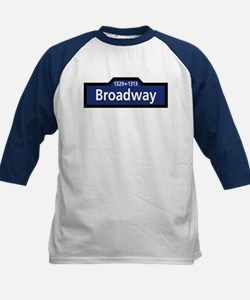 Broadway, New York City Tee
