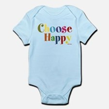 Choose Happy 01 Body Suit