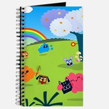Happy Colorful Planet 02 Journal