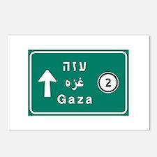 Gaza, Palestine Postcards (Package of 8)