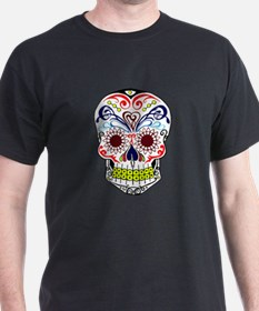 Unique Tattoo day of the dead T-Shirt
