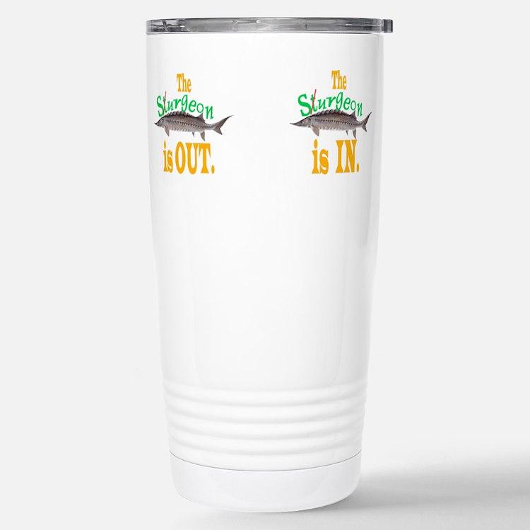Cute Laughing donkey Travel Mug