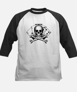 Dead Mans Hand: Aces and Eights Baseball Jersey