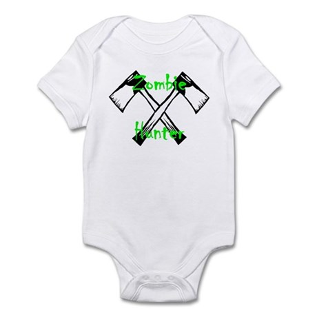 Zombie Hunter Infant Bodysuit