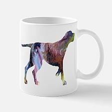 Hunting dog Mugs