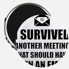 Unique Meeting Magnet