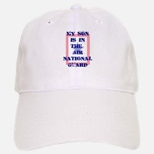 My son is in the Air National Baseball Baseball Cap