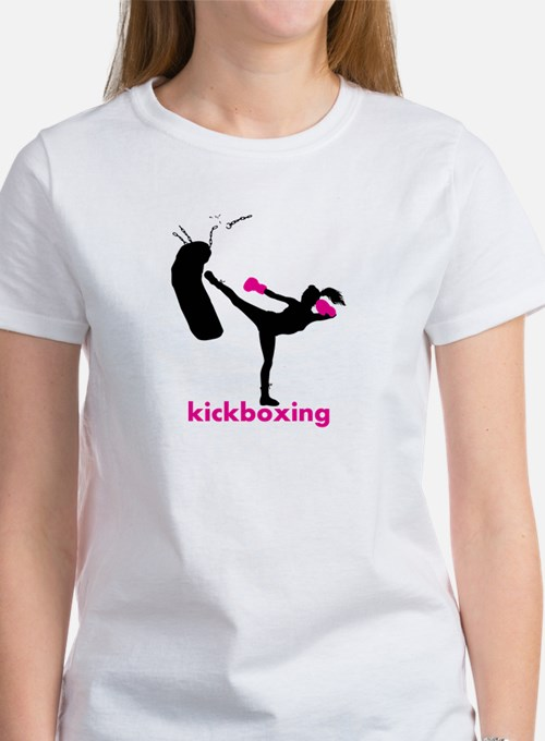 the art of kickboxing T-Shirt