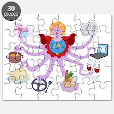 Super Mom Puzzle