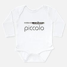 Band geek Long Sleeve Infant Bodysuit