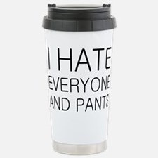 Unique Iconoclast Travel Mug