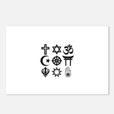 CoExist Postcards (Package of 8)
