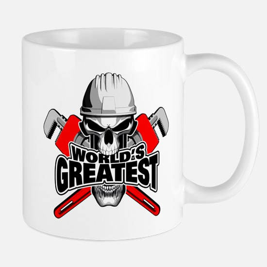 World's Greatest Plumber Mugs