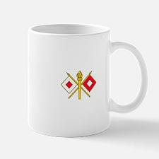 Signal Corps Mugs
