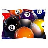 Snooker Pillow Cases