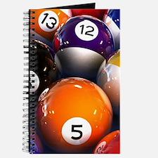 Billiard Balls Journal