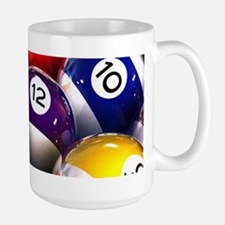 Billiard Balls Mugs