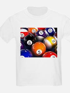 Billiard Balls T-Shirt