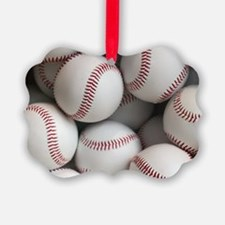 Baseball Balls Ornament