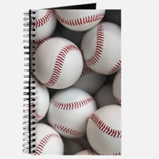 Baseball Balls Journal