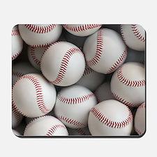 Baseball Balls Mousepad